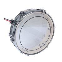 hot sale GE130 OEM Logo poplar china snare drum for sale