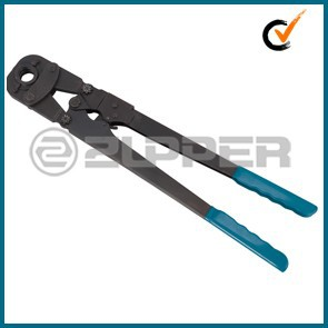 JT-1632 hand crimping tool for connecting fitting with pipe