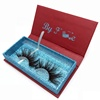 25 mm 3d mink eyelash wholesale eyelashes with customised packaging