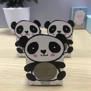 Custom LOGO Printed Cute Panda Skin Care Bath Soap Packaging Box