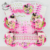 Kids Birthday Party Supplies Minnie Mouse Party Decoration Sets
