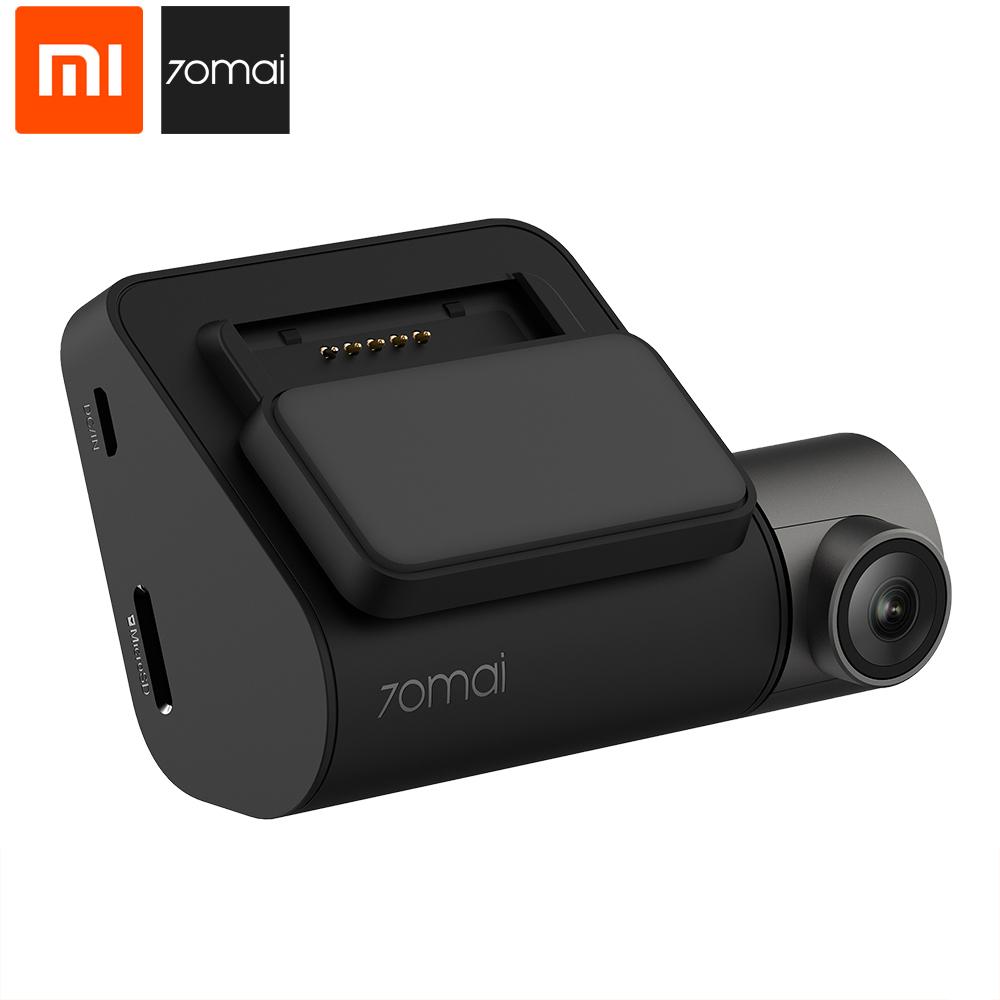 Xiaomi 70mai Pro Dash Cam Voice Control 1944P HD Smart Car DVR Camera Recorder