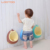 Trade Assurance 3-in-1 multifunctional plastic baby potty /mini toilet for kids