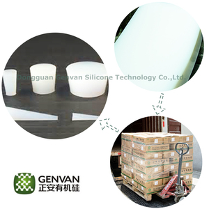 High Resilience Silicone Rubber For Molding