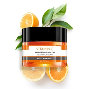 Natural Face Brightening Vitamin C Lotion Anti Aging Wrinkle Moisturizing Cream