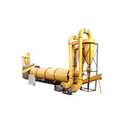 High Capacity Premixed Mortar Rotary Drum Dryer Korea