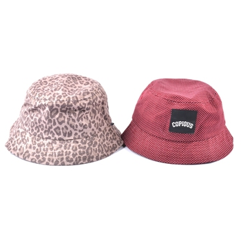 Hat factory Custom Outdoor Sport sun hat cotton bucket cap hats
