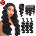 Grade 9a Peruvian Virgin Hair Weave Bundles With Closures,Wholesale Peru Virgin Peruvian Hair,High Grade Natural Hair Extensions