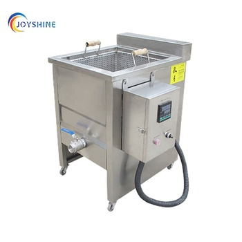 Fried Equipment 1/2/3/4 baskets Small Electric Heating Chips Deep Fryer For Snack