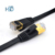 Flat CAT6A BC CCA LAN Ethernet Cable Patch Cord Rj45 Slim UTP FTP Shielded Cat6  AMP Flat Cable