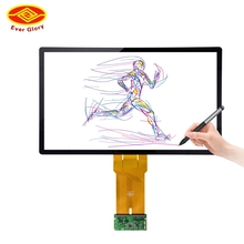 (High) 저 (Quality 24 인치 Capacitive 4 Wire 막 방식 Touch Screen Panel