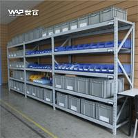 Industrial equipment longspan storage shelf
