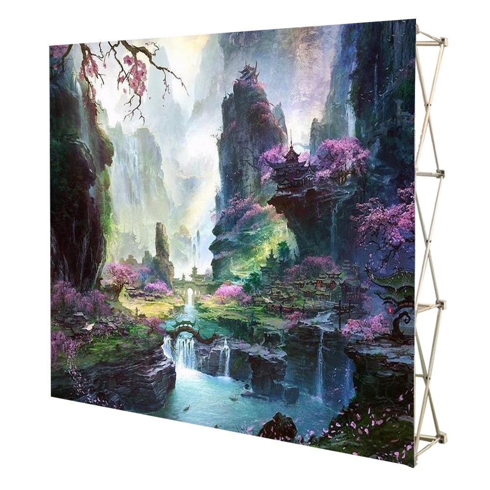 Pop Up Wall Display Back Drop Banner <strong>Stand</strong>