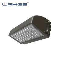 Outdoor waterproof photo cell led mini wall mount light 13W 18w 26w led wall pack light