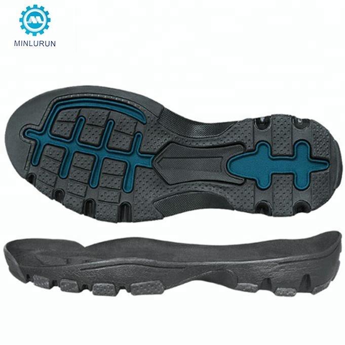 Blown Rubber Safety Shoe Stitcher Sole
