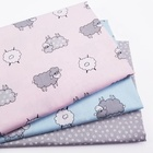Baby Bedding And Clothes 100 Cotton Fabric Prices Low New Mutton Twill Cloth