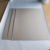 recycled pulp stiff laminated hard grey chip board for packaging boxes