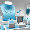 Customized Jewelry display sets elegant jewelry counter display creative jewelry display show