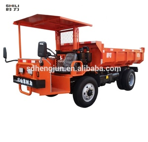SL Small mining truck dumper best price for sale