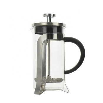 Korean Style French Press Arrival 350/ 600ml stainless steel Coffee Plunger DIY coffee & tea pot