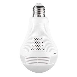 Popular Lowest Price 960P Panoramic IP CCTV HD Mini Wireless Hidden Light Bulb Camera WiFi