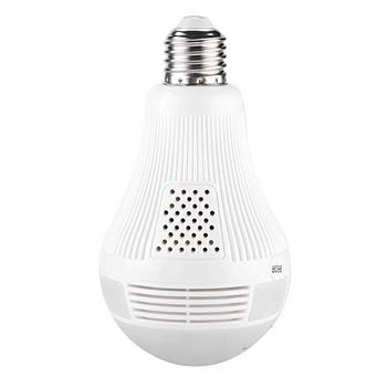 Popular Lowest Price 960P Panoramic IP CCTV HD Mini Wireless 1080P Light Bulb Camera WiFi