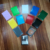 Multicolor Matte Plastic Protect Card Sleeves