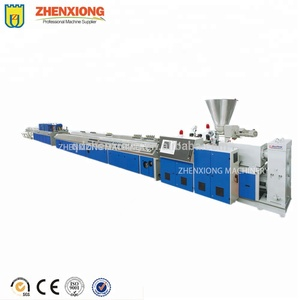 PVC/UPVC Window Door Profile Production Line(twin screw extruder)