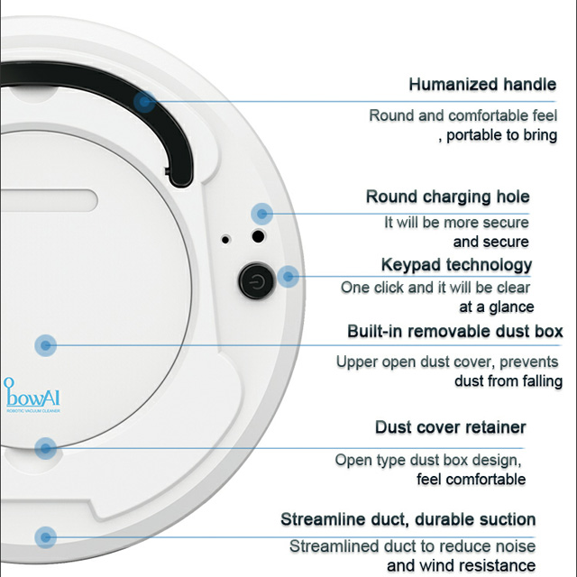 Robot Vacuum Mop <strong>Cleaner</strong> ,Automatically Sweeping Scrubbing Mopping Floor Cleaning Robot