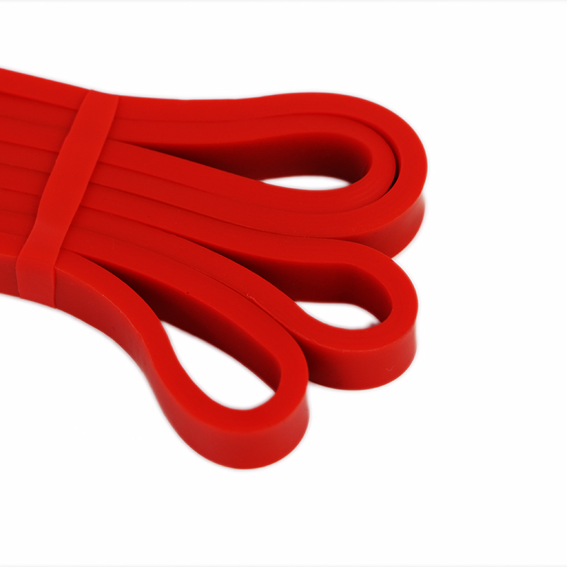 Sterke Rubber Stretch Gymnastiek Oefening Resistance bands Yoga Latex Uitgerekt Elastische Band Band