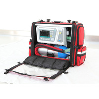 Multi-functional emergency transport ventilator