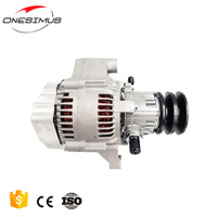 Cheapest Electrical Parts Low Rpm Alternator 12v Small Alternator Assy