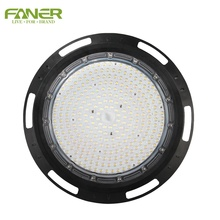 Neue design BSCI ISO9001 Faner 100w <span class=keywords><strong>150w</strong></span> 200w 240w ufo led highbay mit CB CE BIS zertifizierung