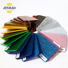 JINBAO 1.8-30mm Thickness and Acrylic Material Decorative Marble Patterned Plastic Sheet Acrylic color Sheet