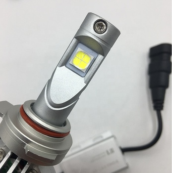 New Design 12V-24V DC L8 9012 Car LED Headlight