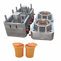 Hot Products 19liter 5 gallon plastic lubricant engine oil bucket mould