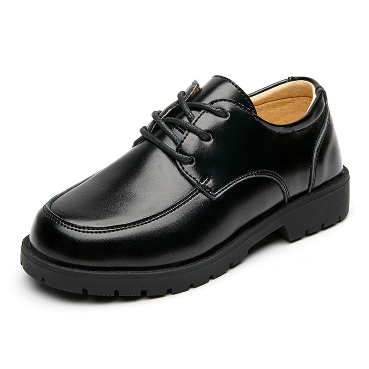 YY10114S 핫 세일 excellent quality 어린이 genuine leather shoes 도매 kids boys stylish 가죽 dress shoes