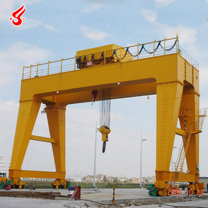 1ton 2ton 3ton 5ton Portable Gantry Crane Mini