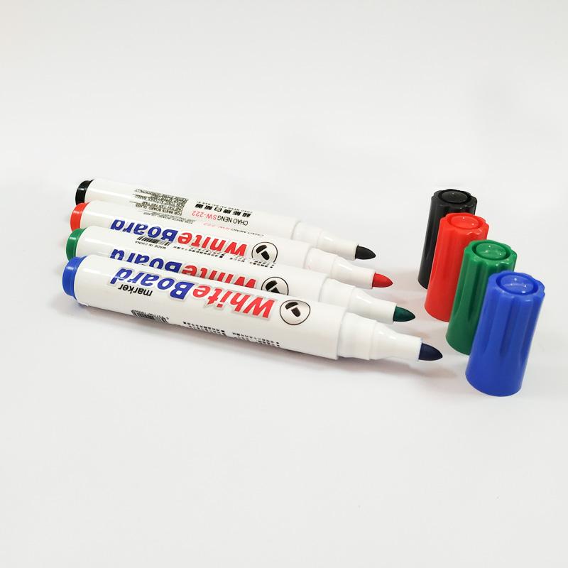 Дешевая цена наборы разноцветная краска маркерная ручка для письма на стеклянной доске