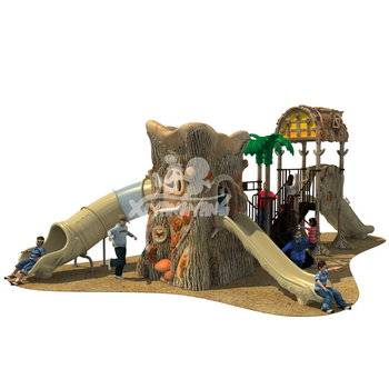 High end pretpark blok kids game outdoor speeltoestellen