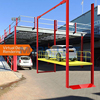 Trade Assurance cheap price hydraulic four post car lift for service station