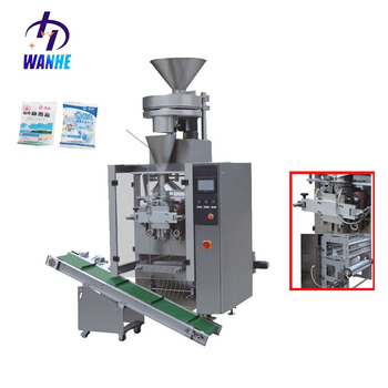 WHIII-K500 Computer control double chamber tea bag packing machine