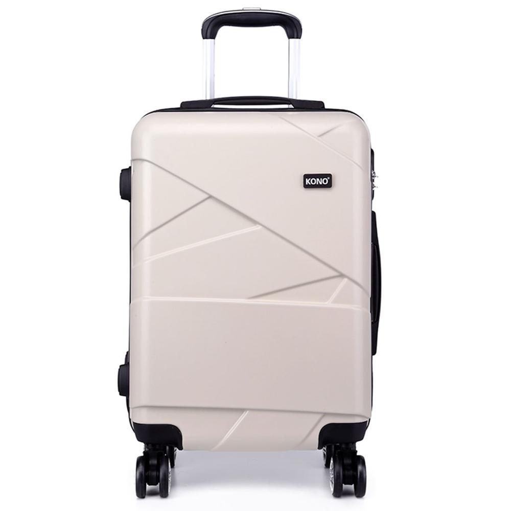 Abs carry on дорожный костюм чехол сумка тележка багаж набор stocklot
