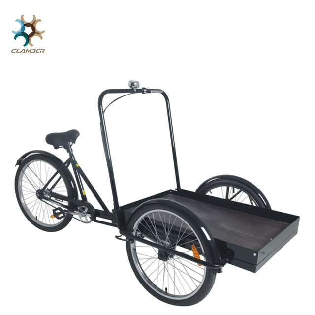 Cheap cargo trike /front load tricycle/Plat form Tricycle / UB9027PB