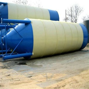 80ton stock bulk grain silo