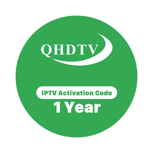 Arabic IPTV QHDTV Abonnement 1 Year Code IPTV Europe French Arabic 1800 Channels For Android Box Enigma2 Smart TV PC Linux