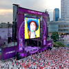 High quality hd p5 p6 outdoor full color rental led display/video screen