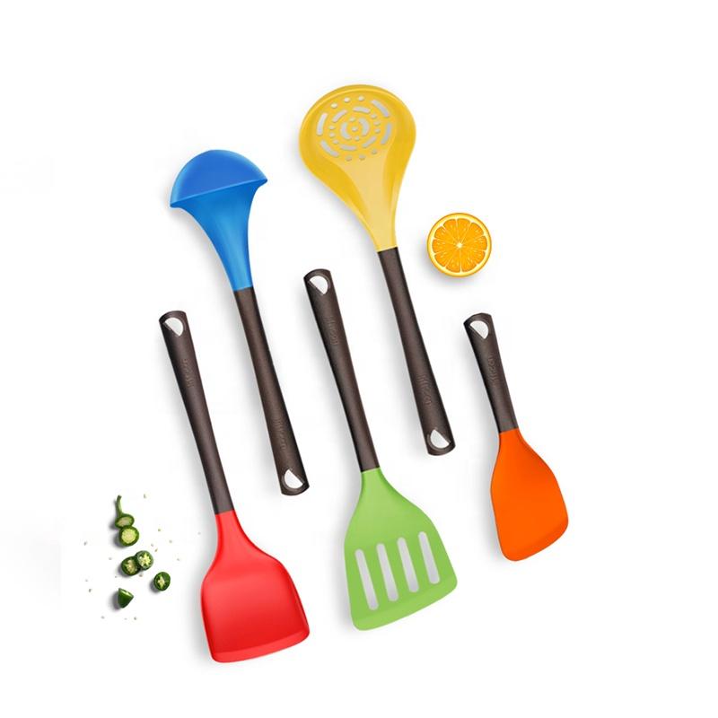 Home & Garden Fast Deliver 3pcs/set Stainless Steel/plastic Handle Frying Pan Kitchen Shovel Fried Steak Shovel Teppanyaki Shovel Shovel Kitchen Tool Set Baking & Pastry Spatulas