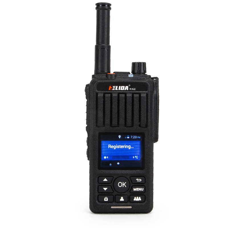 Talkie-walkie 100 km Gamme CD990 Jambon Radio LTE 4G wifi Talkie-walkie Spécifications carte Sim radio bidirectionnelle