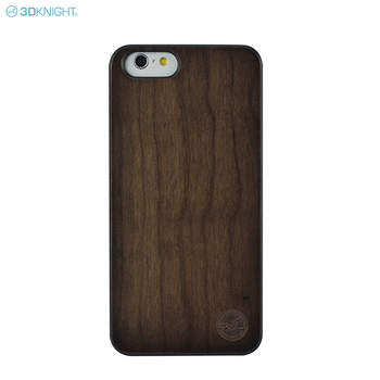 2016 New-designed CES Blank DIY Carving Printing Wooden Case for iPhone 6, OEM Custom Hard-back Handmade Cover for iPhone 6s